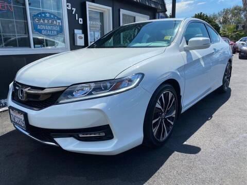 2017 Honda Accord for sale at Carmania of Stevens Creek in San Jose CA