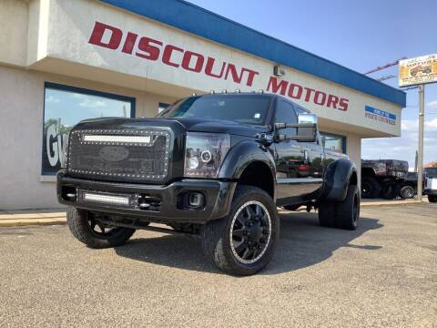 2014 Ford F-450 Super Duty for sale at Discount Motors in Pueblo CO