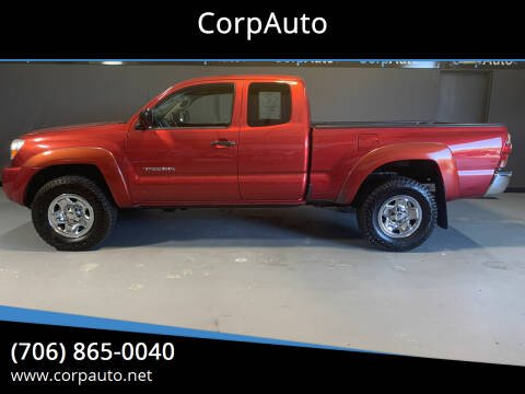 2007 Toyota Tacoma for sale at CorpAuto in Cleveland GA