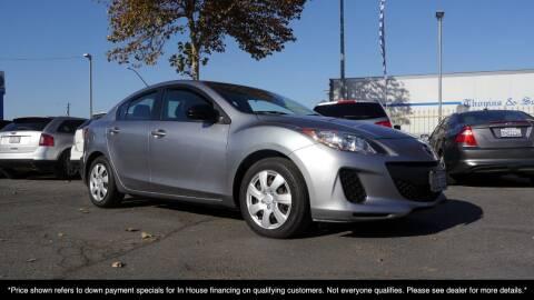 2012 Mazda MAZDA3 for sale at Westland Auto Sales on 7th in Fresno CA