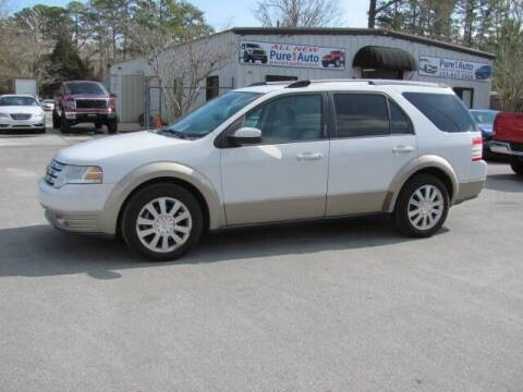 2008 Ford Taurus X for sale at Pure 1 Auto in New Bern NC