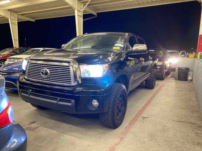 2011 Toyota Tundra for sale at Auto Solutions in Maryville TN