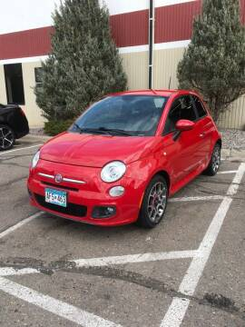 2013 FIAT 500 for sale at Specialty Auto Wholesalers Inc in Eden Prairie MN