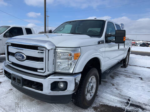 2012 Ford F-250 Super Duty for sale at Blake Hollenbeck Auto Sales in Greenville MI