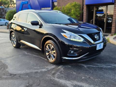 2017 Nissan Murano for sale at Mighty Motors in Adrian MI