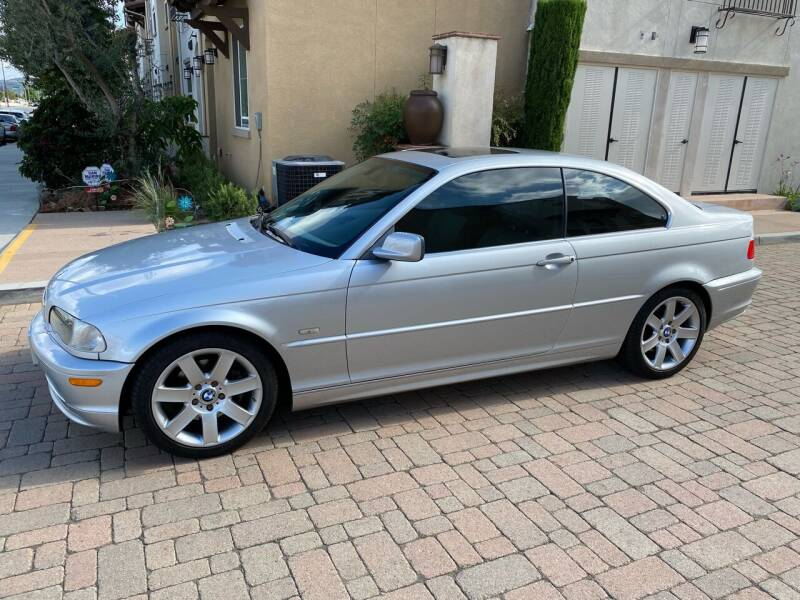 2003 BMW 3 Series for sale at California Motor Cars in Covina CA
