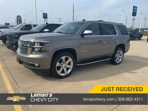 2018 Chevrolet Tahoe for sale at Leman's Chevy City in Bloomington IL