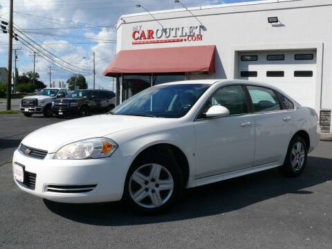 2009 Chevrolet Impala for sale at MY CAR OUTLET in Mount Crawford VA
