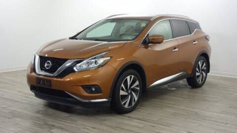 2017 Nissan Murano for sale at TRAVERS GMT AUTO SALES - Traver GMT Auto Sales West in O Fallon MO