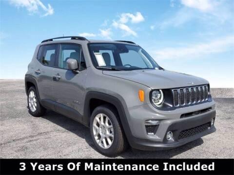 2021 Jeep Renegade for sale at PHIL SMITH AUTOMOTIVE GROUP - Okeechobee Chrysler Dodge Jeep Ram in Okeechobee FL