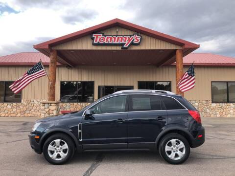 2015 Chevrolet Captiva Sport for sale at Tommy's Car Lot in Chadron NE