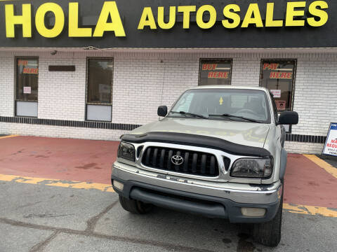 2003 Toyota Tacoma for sale at HOLA AUTO SALES CHAMBLEE- BUY HERE PAY HERE - in Atlanta GA