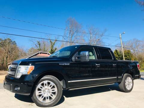 2009 Ford F-150 for sale at E-Z Auto Finance in Marietta GA