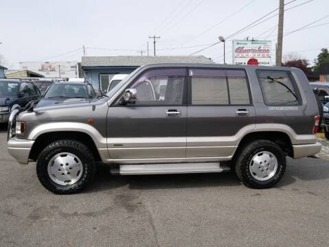 1994 Isuzu Bighorn for sale at JDM Car & Motorcycle LLC in Seattle WA