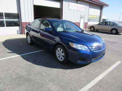 2011 Toyota Camry for sale at Stoufers Auto Sales, Inc in Madison Lake MN
