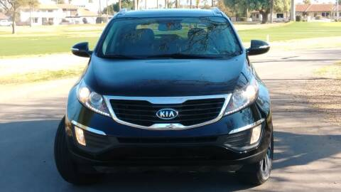 2015 Kia Sportage for sale at CAR MIX MOTOR CO. in Phoenix AZ