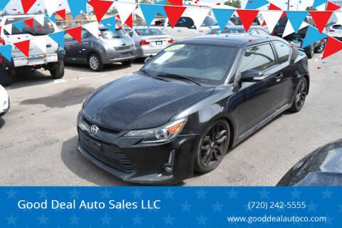 2014 Scion tC for sale at Good Deal Auto Sales LLC in Denver CO