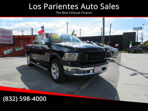 2015 RAM Ram Pickup 1500 for sale at Los Parientes Auto Sales in Houston TX