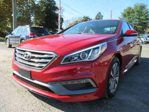 2017 Hyundai Sonata for sale at PRESTIGE IMPORT AUTO SALES in Morrisville PA