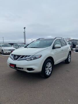 2011 Nissan Murano for sale at Broadway Auto Sales in South Sioux City NE