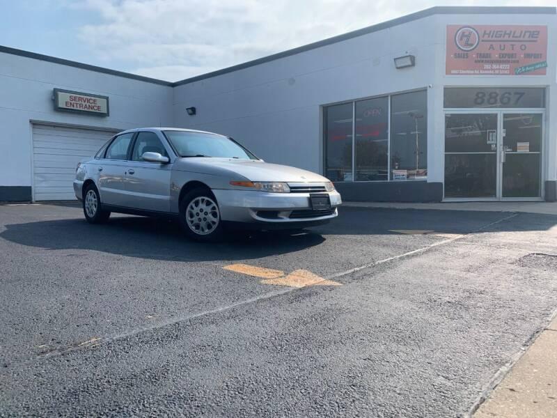 2002 Saturn L-Series for sale at HIGHLINE AUTO LLC in Kenosha WI