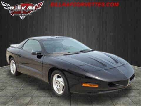 1994 Pontiac Firebird for sale at Bill Kay Corvette's and Classic's in Downers Grove IL
