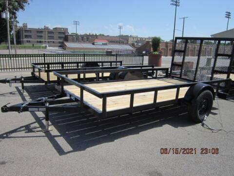 2021 STAG 6/12 GATED for sale at Bitner Motors in Pittsburg KS