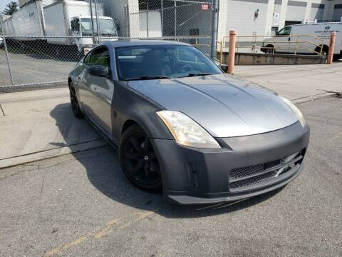 2003 Nissan 350Z for sale at O A Auto Sale in Paterson NJ