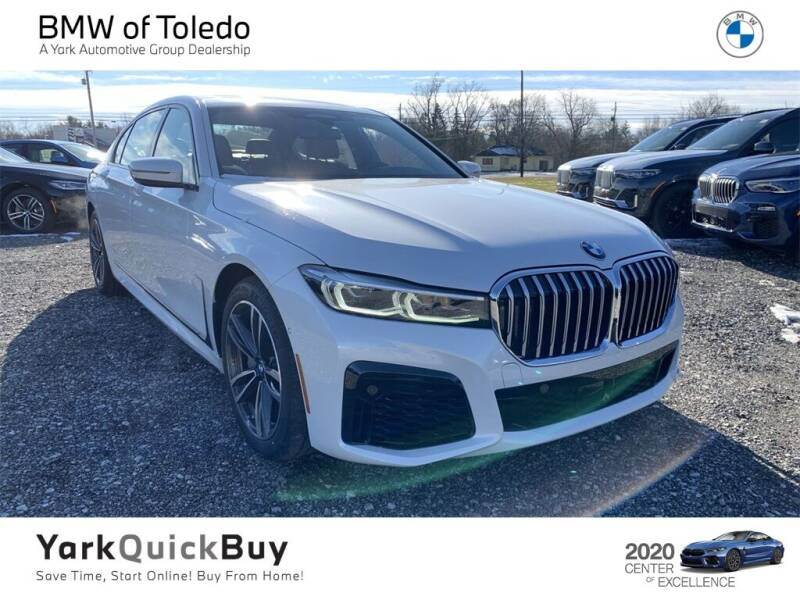 2021 BMW 7 Series for sale in Toledo, OH