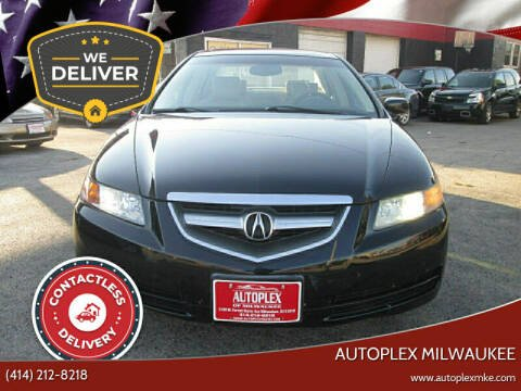 2004 Acura TL for sale at Autoplex in Milwaukee WI