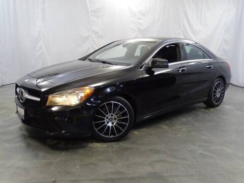 2015 Mercedes-Benz CLA for sale at United Auto Exchange in Addison IL