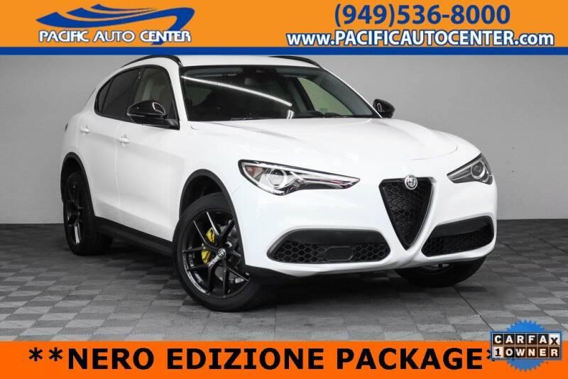 2020 Alfa Romeo Stelvio for sale in Costa Mesa, CA