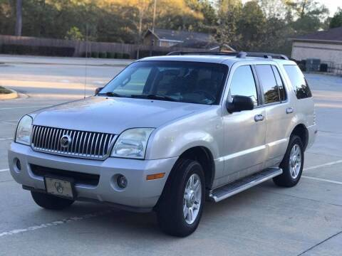 2003 Mercury Mountaineer for sale at Two Brothers Auto Sales in Loganville GA