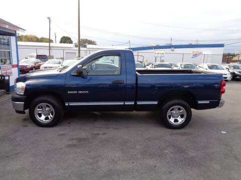 2007 Dodge Ram Pickup 1500 for sale at Cars Unlimited Inc in Lebanon TN