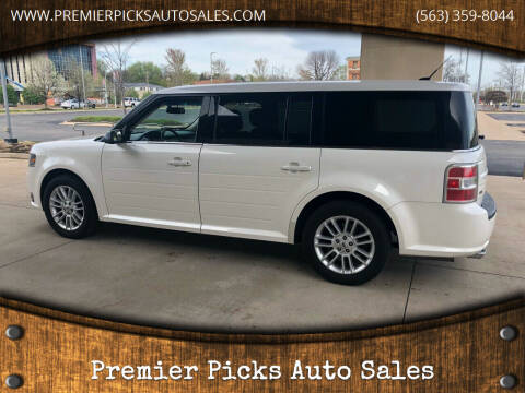 2014 Ford Flex for sale at Premier Picks Auto Sales in Bettendorf IA