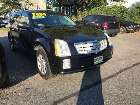 2008 Cadillac SRX for sale at Worldwide Auto Sales in Fall River MA
