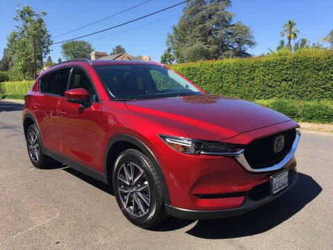2018 Mazda CX-5 for sale at Valley Coach Co Sales & Lsng in Van Nuys CA