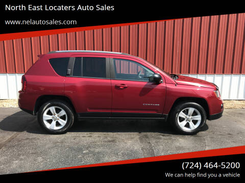 2014 Jeep Compass for sale at North East Locaters Auto Sales in Indiana PA