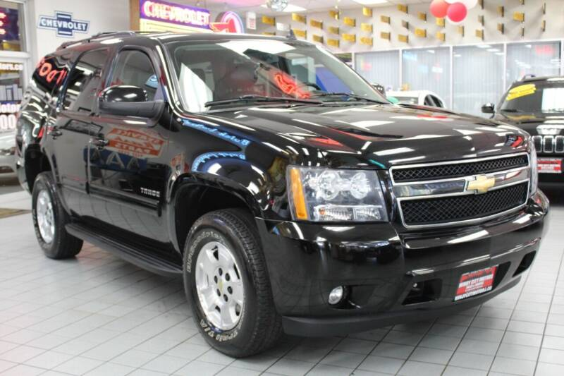2011 Chevrolet Tahoe for sale at Windy City Motors in Chicago IL