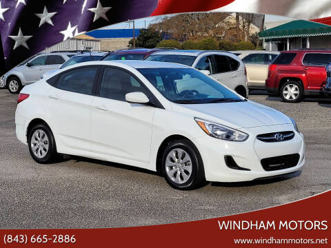 2016 Hyundai Accent for sale at Windham Motors in Florence SC