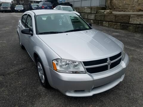 2009 Dodge Avenger for sale at Fortier's Auto Sales & Svc in Fall River MA