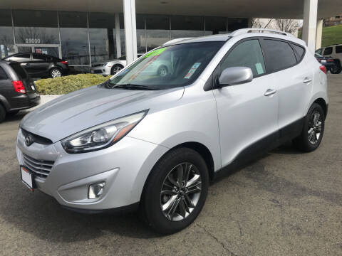 2014 Hyundai Tucson for sale at Autos Wholesale in Hayward CA