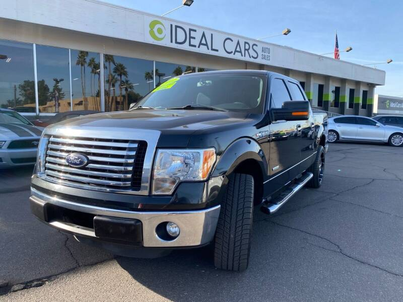 2012 Ford F-150 for sale at Ideal Cars Apache Junction in Apache Junction AZ