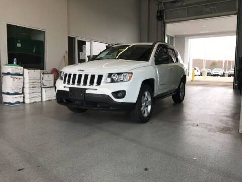 2015 Jeep Compass for sale at Tim Short Chrysler in Morehead KY