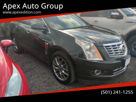 2015 Cadillac SRX for sale at Apex Auto Group in Cabot AR