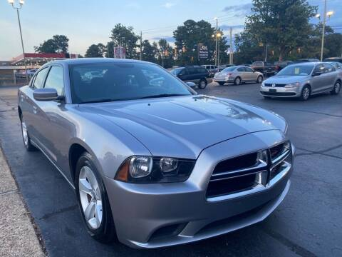 2013 Dodge Charger for sale at JV Motors NC 2 in Raleigh NC