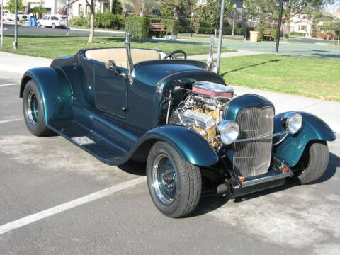 1929 Ford Roadster for sale at Elite Dealer Sales in Costa Mesa CA