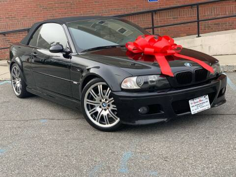 2001 BMW M3 for sale at Speedway Motors in Paterson NJ