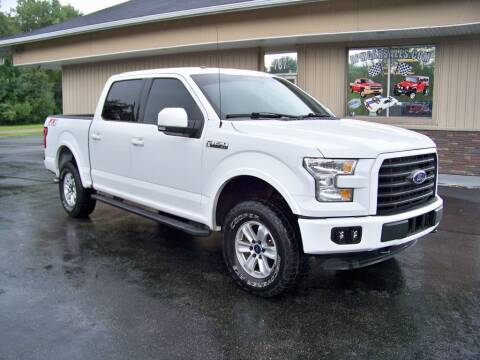 2015 Ford F-150 for sale at RPM Auto Sales in Mogadore OH