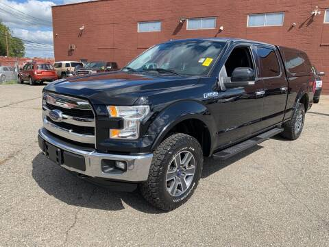 2016 Ford F-150 for sale at JMAC IMPORT AND EXPORT STORAGE WAREHOUSE in Bloomfield NJ